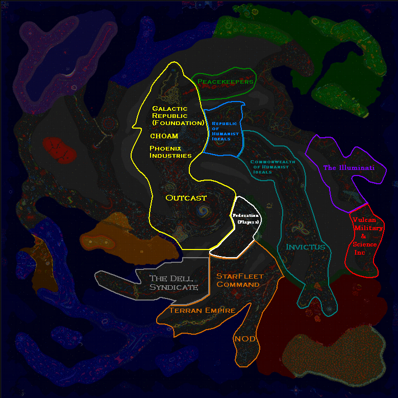 File:Political Map of the Galaxy.png - STNE Wiki